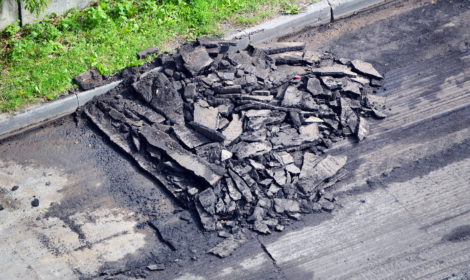 CW Concrete Asphalt Removal