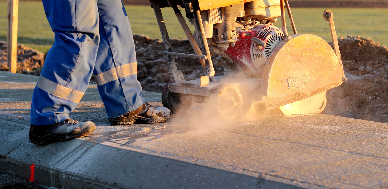 CW Concrete concrete cutting
