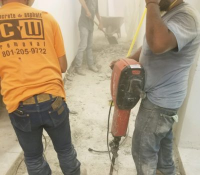 CW Concrete Indoor Work